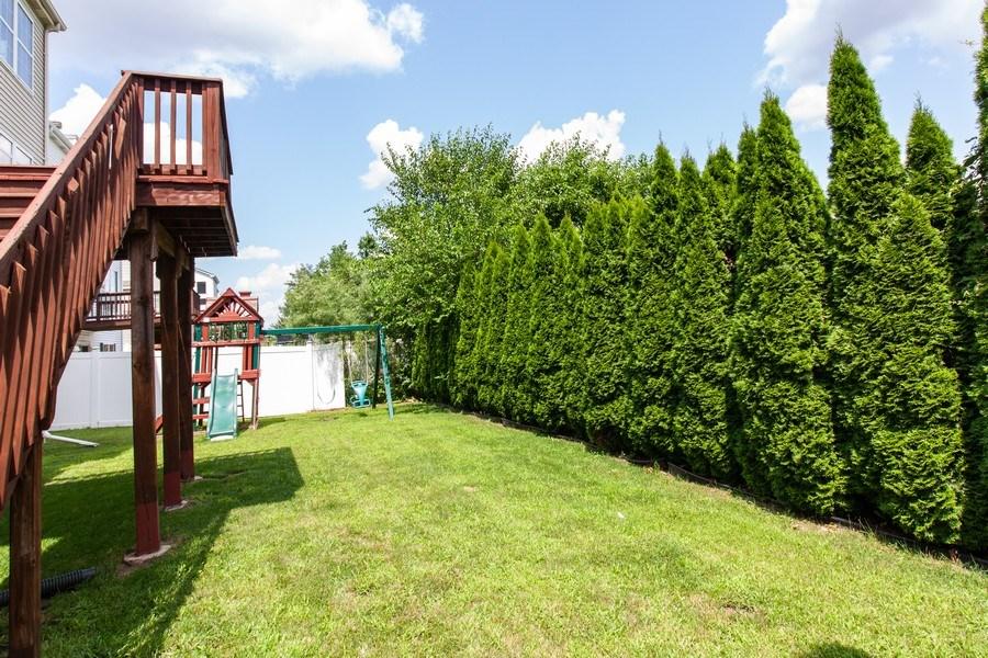 Real Estate Photography - 348 Stonegate, Bolingbrook, IL, 60440 - Back Yard