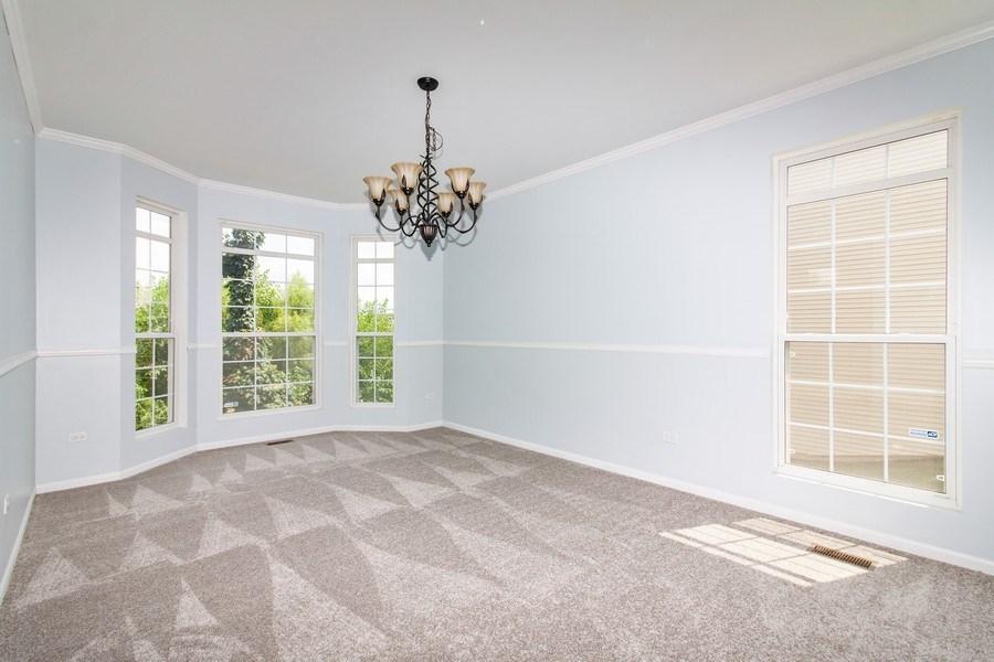 Real Estate Photography - 348 Stonegate, Bolingbrook, IL, 60440 - Dining Area