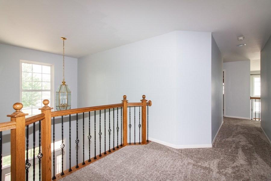 Real Estate Photography - 348 Stonegate, Bolingbrook, IL, 60440 - Loft
