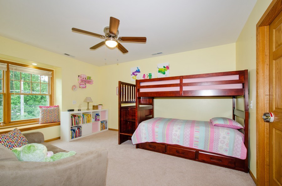 Real Estate Photography - 1025 Kent, Park Ridge, IL, 60068 - 2nd Bedroom