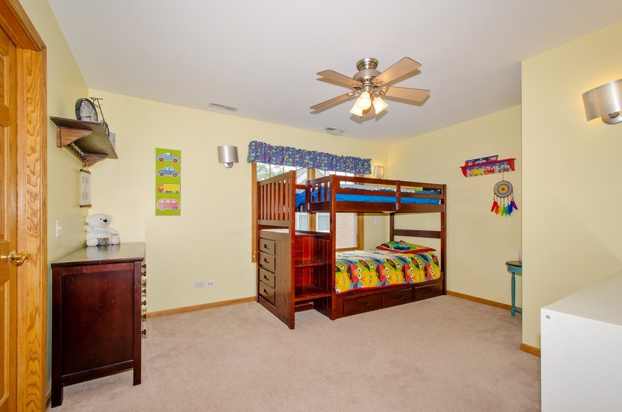 Real Estate Photography - 1025 Kent, Park Ridge, IL, 60068 - 3rd Bedroom