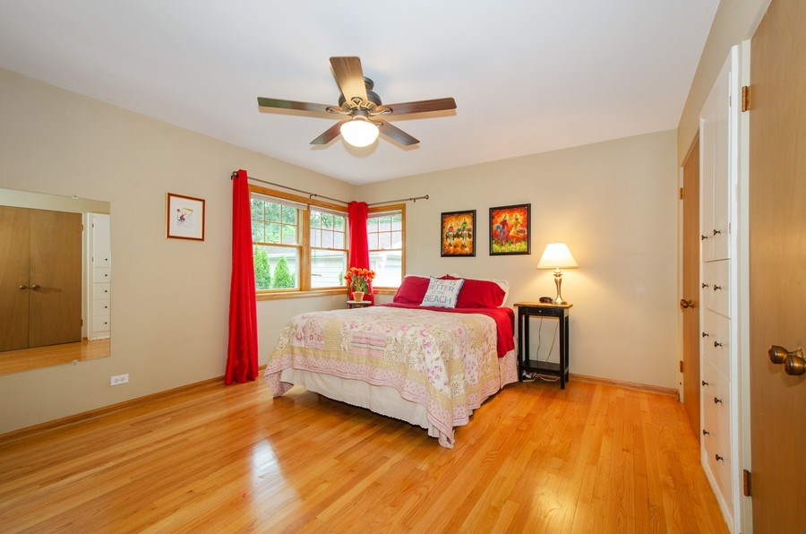 Real Estate Photography - 1025 Kent, Park Ridge, IL, 60068 - 4th Bedroom