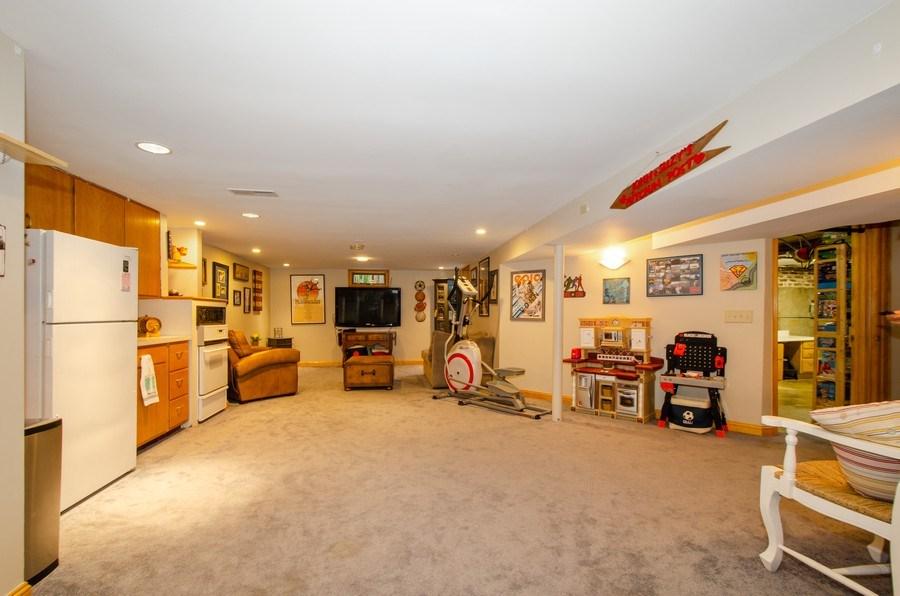 Real Estate Photography - 1025 Kent, Park Ridge, IL, 60068 - Recreational Room
