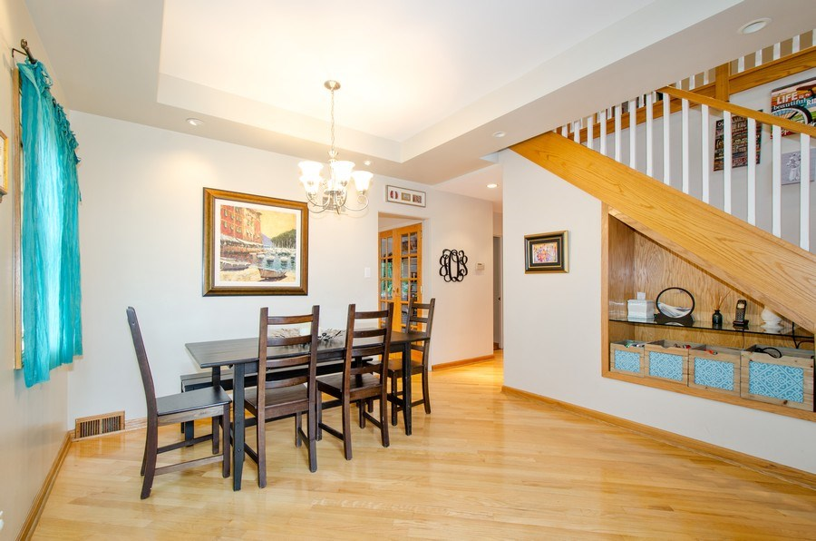 Real Estate Photography - 1025 Kent, Park Ridge, IL, 60068 - Dining Room