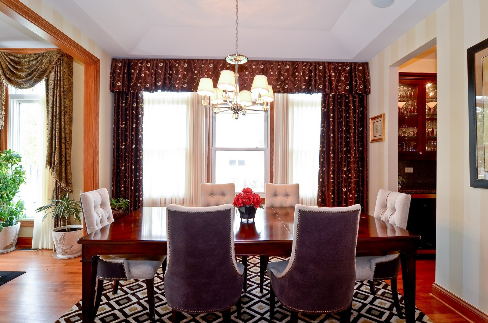 Real Estate Photography - 1443 S. Emerald, Chicago, IL, 60607 - Dining Room