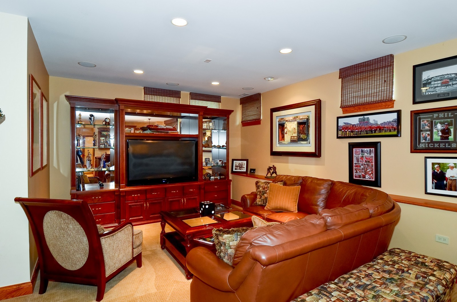 Real Estate Photography - 1443 S. Emerald, Chicago, IL, 60607 - Family Room