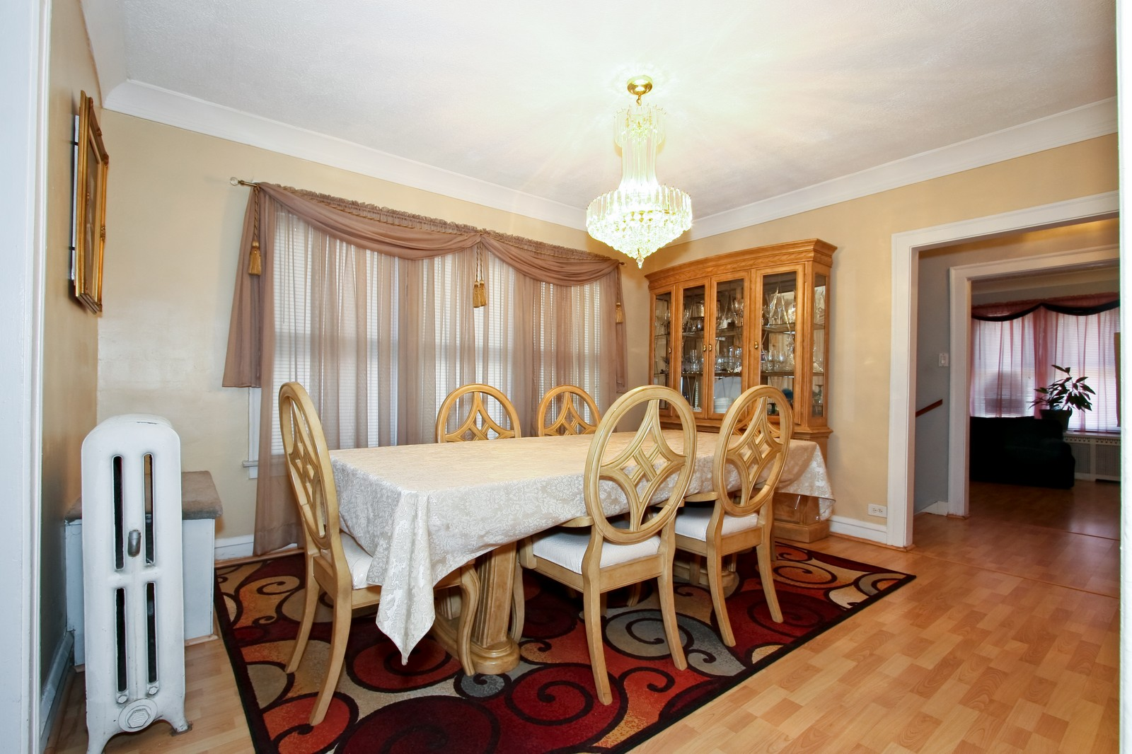 Real Estate Photography - 8548 South Euclid, chicago, IL, 60617 - Dining Room
