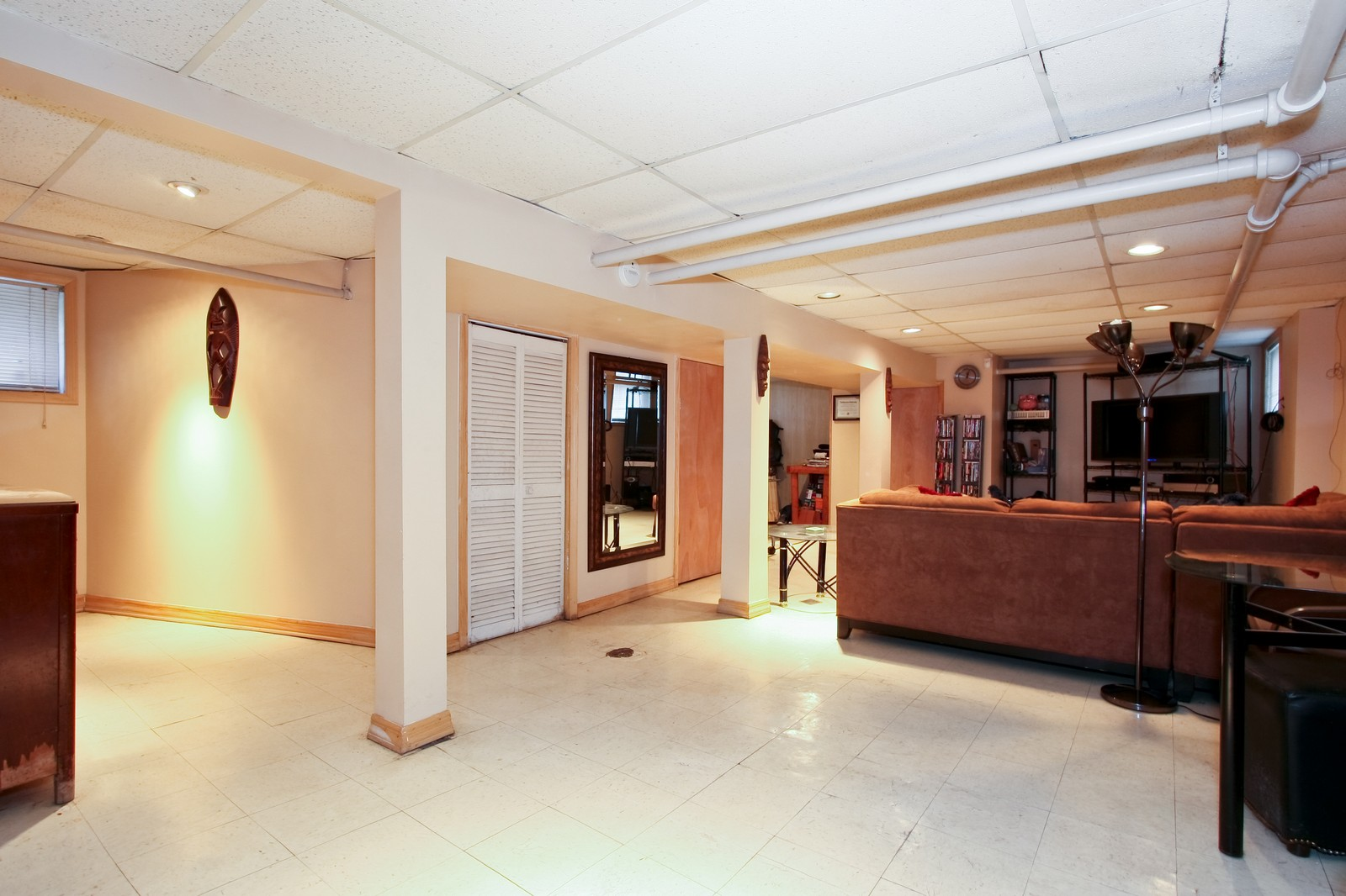 Real Estate Photography - 8548 South Euclid, chicago, IL, 60617 - Basement
