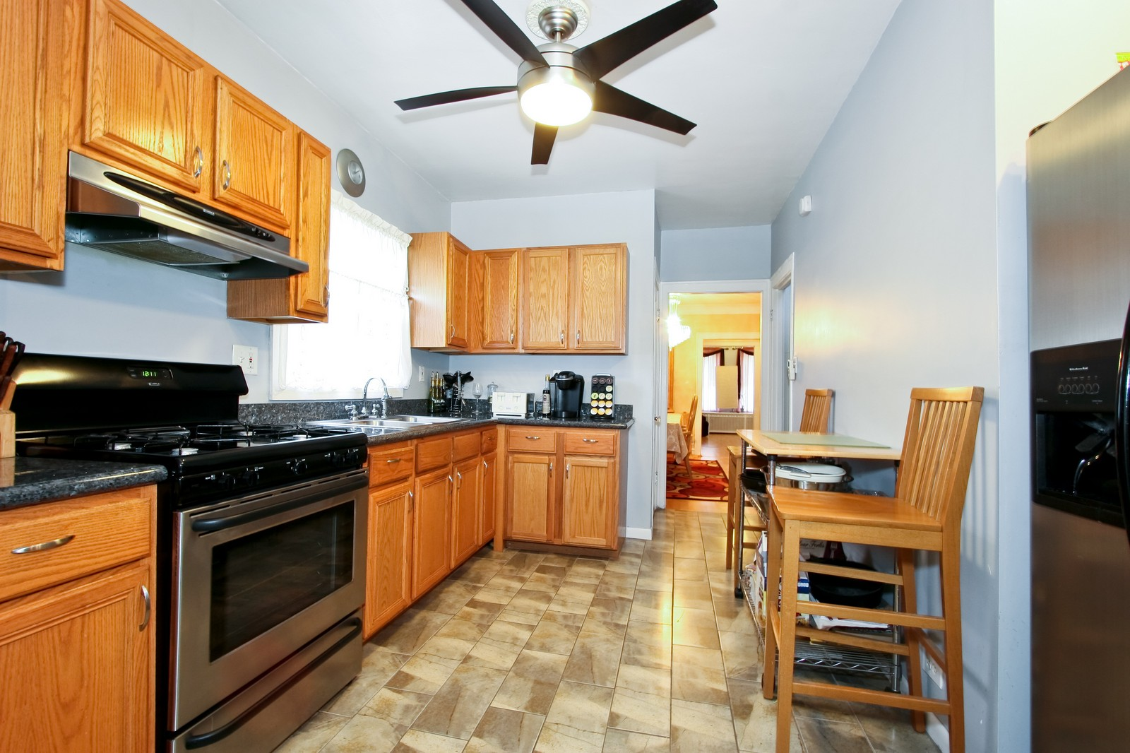 Real Estate Photography - 8548 South Euclid, chicago, IL, 60617 - Kitchen