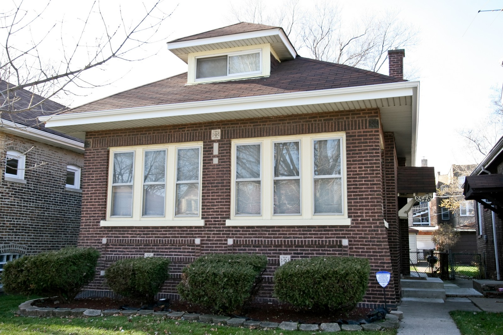 Real Estate Photography - 8548 South Euclid, chicago, IL, 60617 - Front View