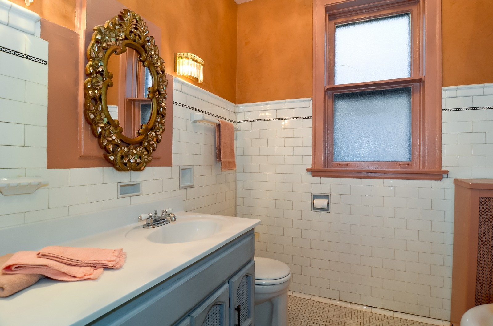 Real Estate Photography - 7314 Ridge, 1, Chicago, IL, 60645 - Master Bathroom