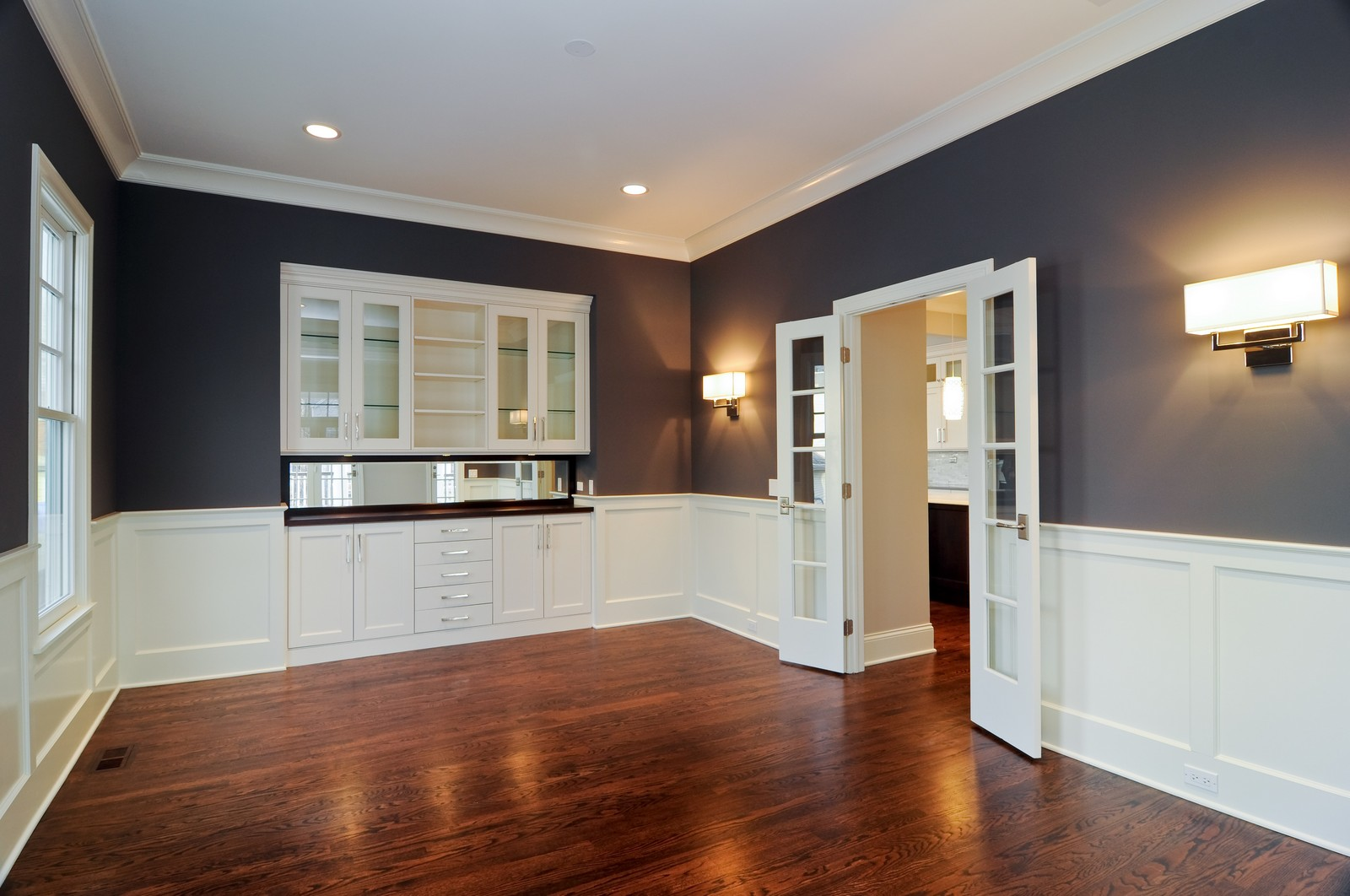 Real Estate Photography - 3845 N Paulina St, Chicago, IL, 60613 - Dining Room
