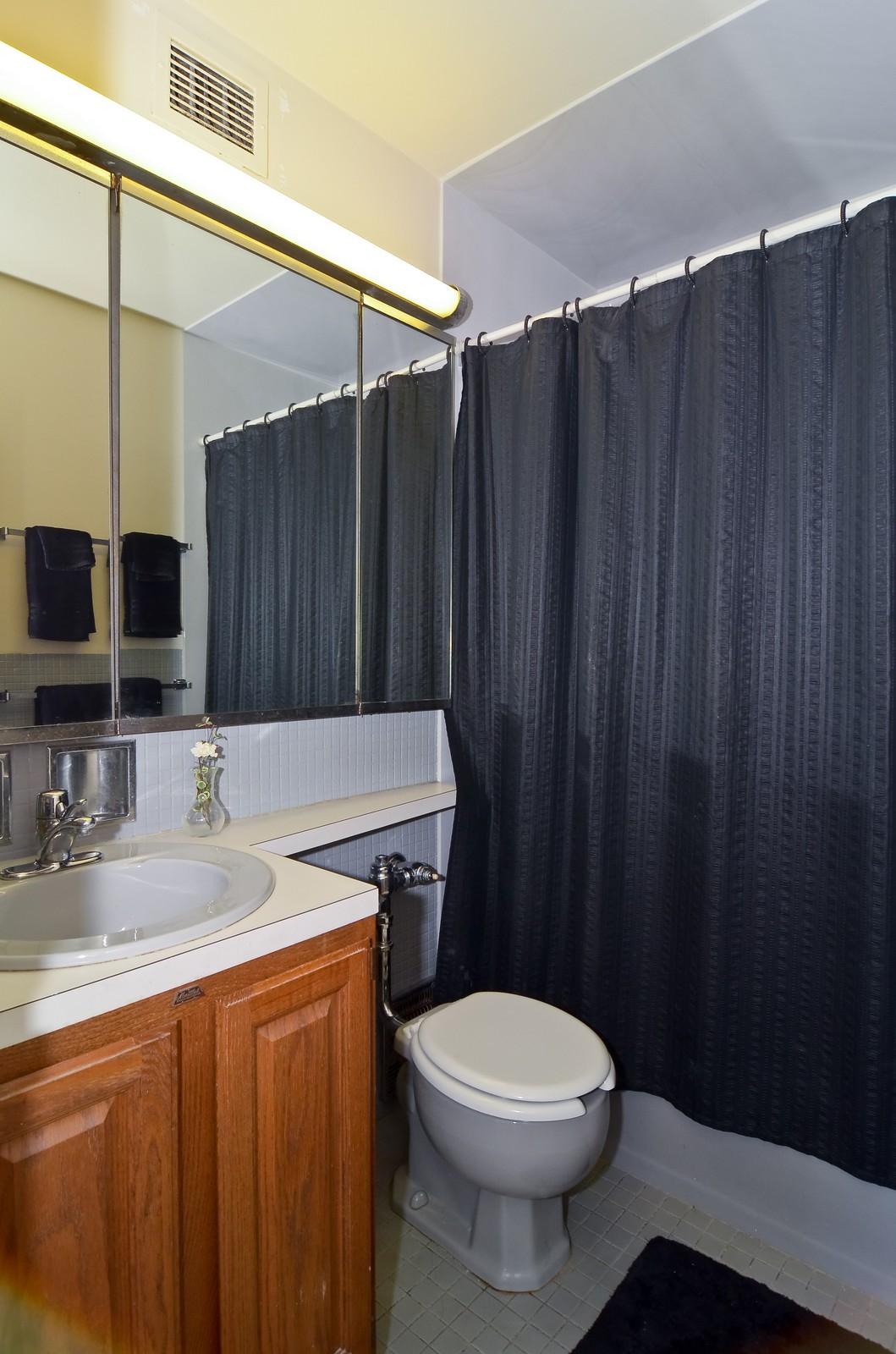 Real Estate Photography - 1550 N Lakeshore Dr, Unit 2E, Chicago, IL, 60610 - Bathroom