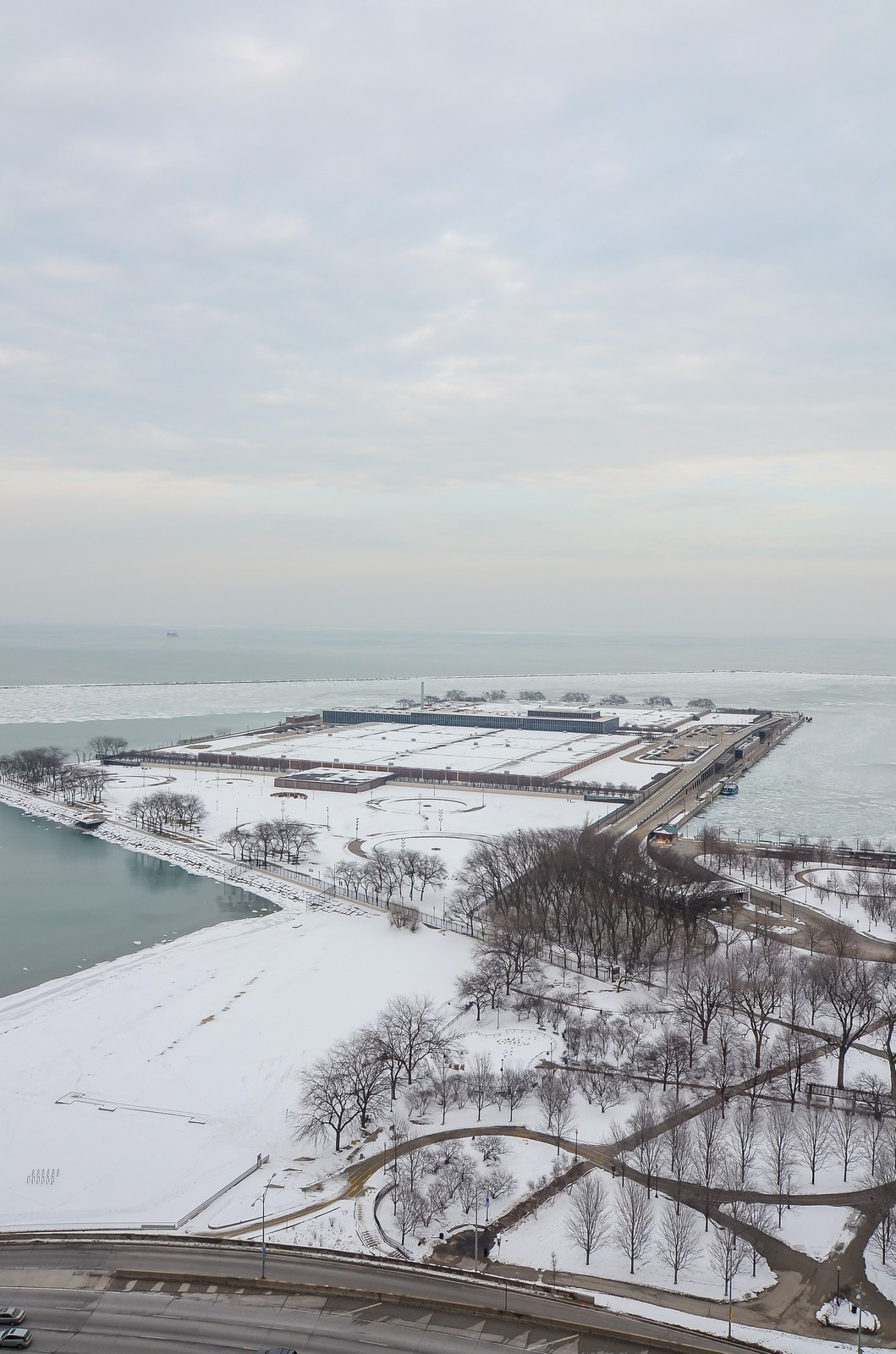 Real Estate Photography - 530 N Lake Shore Drive, Unit 2800, Chicago, IL, 60611 - Lake View