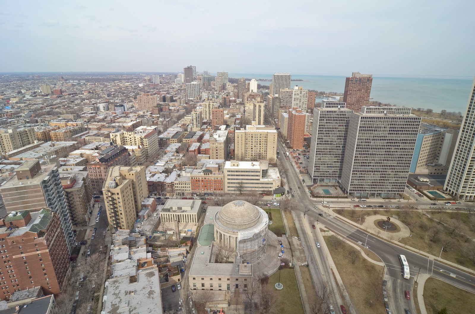 Real Estate Photography - 2650 N. Lakeview, 4205, Chicago, IL, 60614 - View