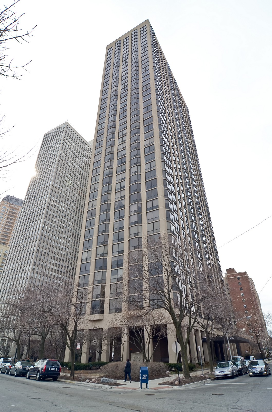 Real Estate Photography - 2650 N. Lakeview, 4205, Chicago, IL, 60614 - Front View