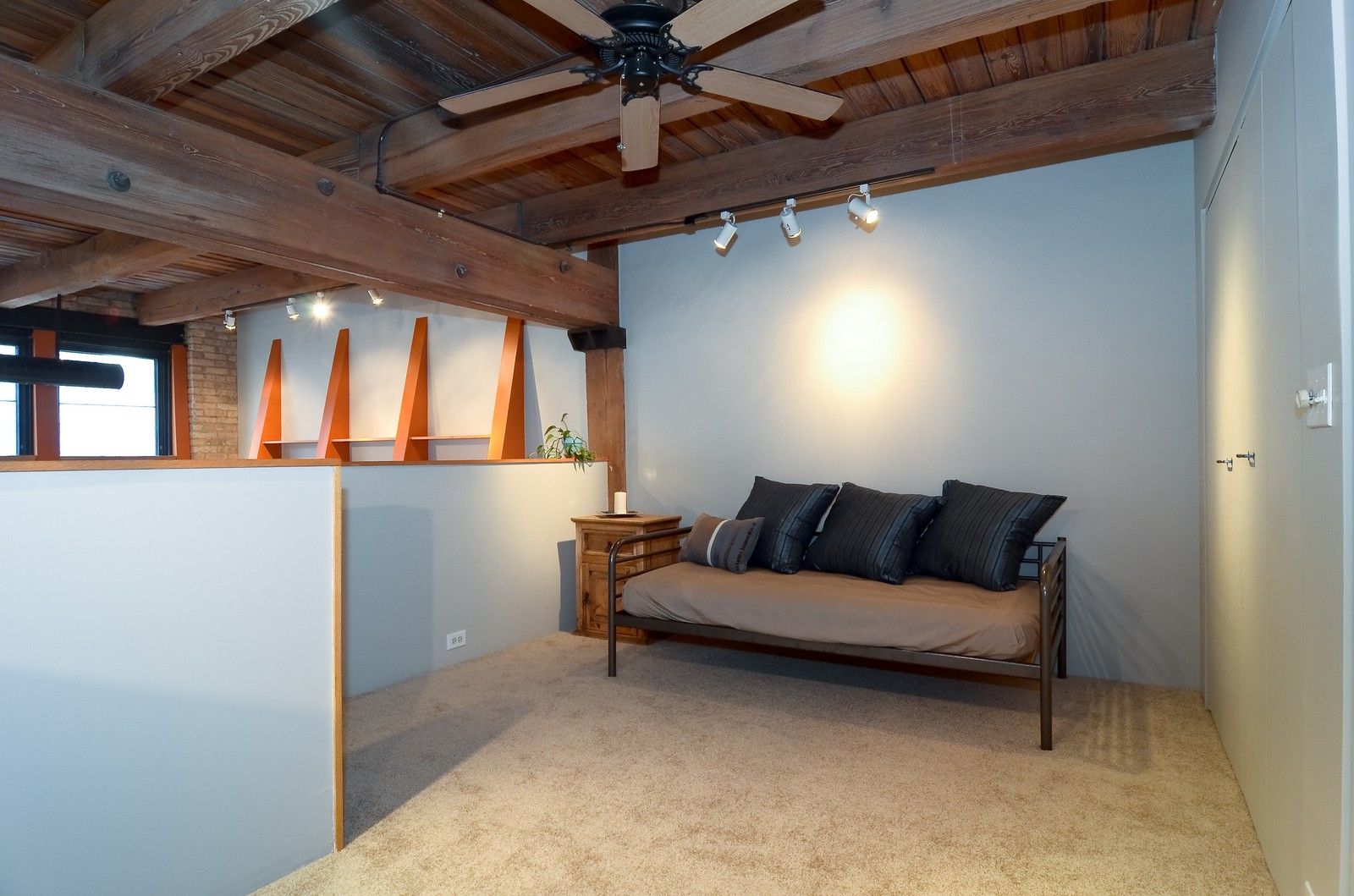 Real Estate Photography - 2435 N. Sheffield, 9, Chicago, IL, 60614 - 2nd Bedroom