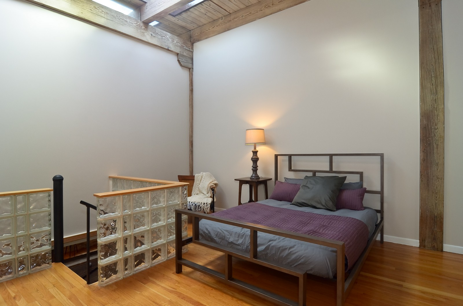 Real Estate Photography - 2435 N. Sheffield, 9, Chicago, IL, 60614 - Master Bedroom