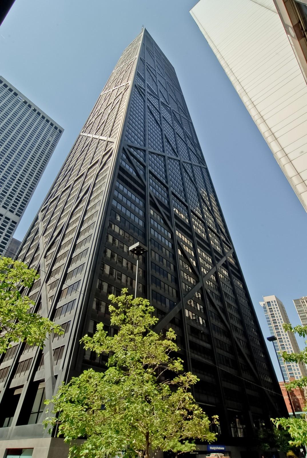 Real Estate Photography - 175 E Delaware, Unit 6507, Chicago, IL, 60611 - Front View