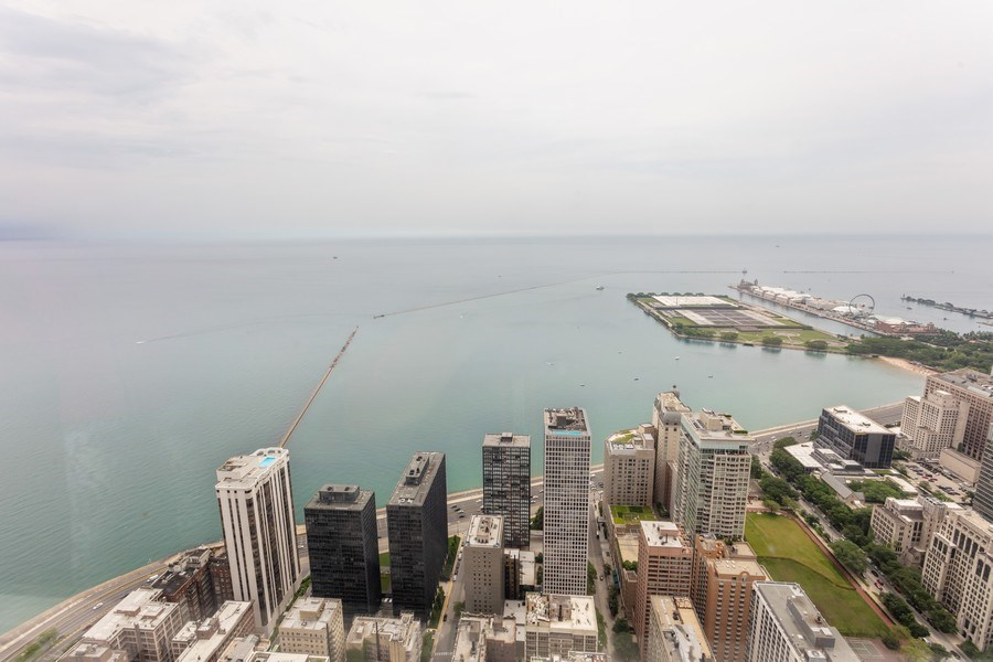 Real Estate Photography - 175 E Delaware, Unit 6507, Chicago, IL, 60611 - View
