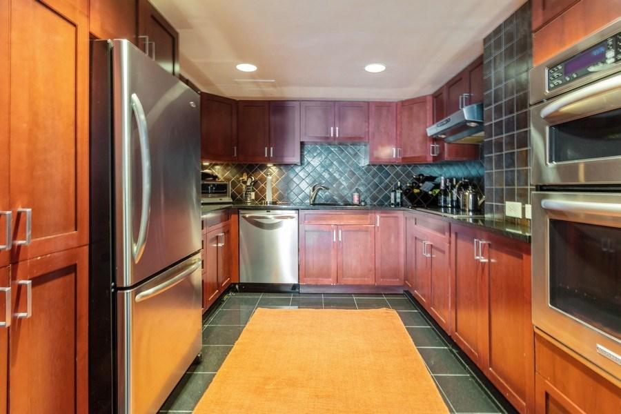 Real Estate Photography - 175 E Delaware, Unit 6507, Chicago, IL, 60611 - Kitchen