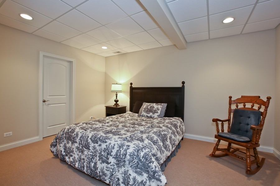 Real Estate Photography - 5613 Durand, Downers Grove, IL, 60515 - 3rd Bedroom