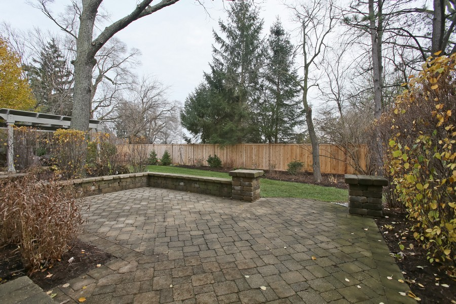 Real Estate Photography - 5613 Durand, Downers Grove, IL, 60515 - Rear View