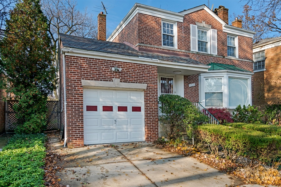 Real Estate Photography - 5306 N Virginia, Chicago, IL, 60625 - Front View