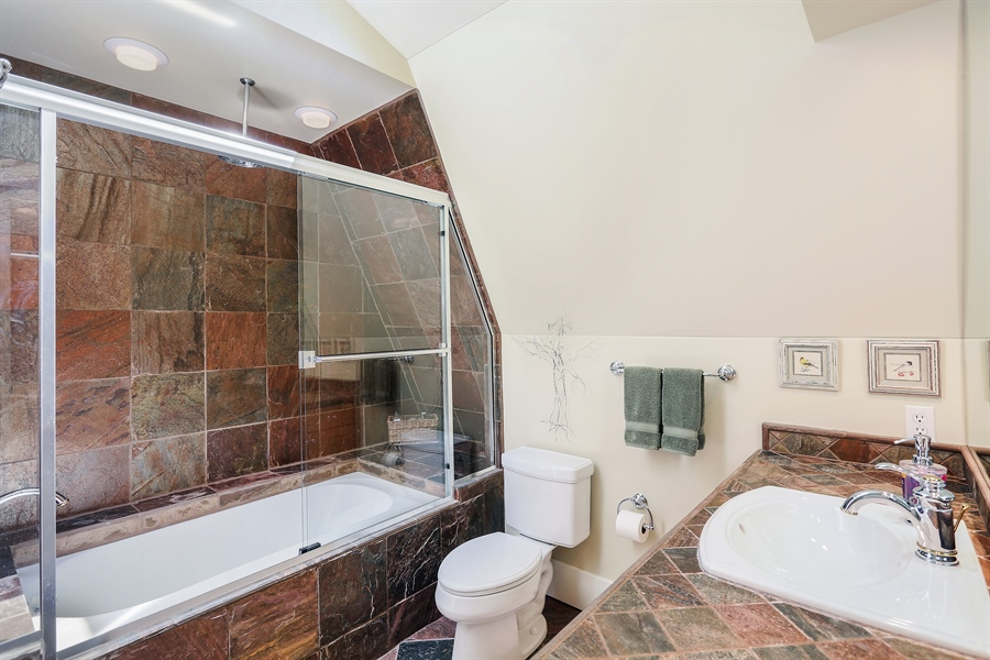 Real Estate Photography - 15987 Bittersweet Lane, Union Pier, MI, 49129 - Bathroom