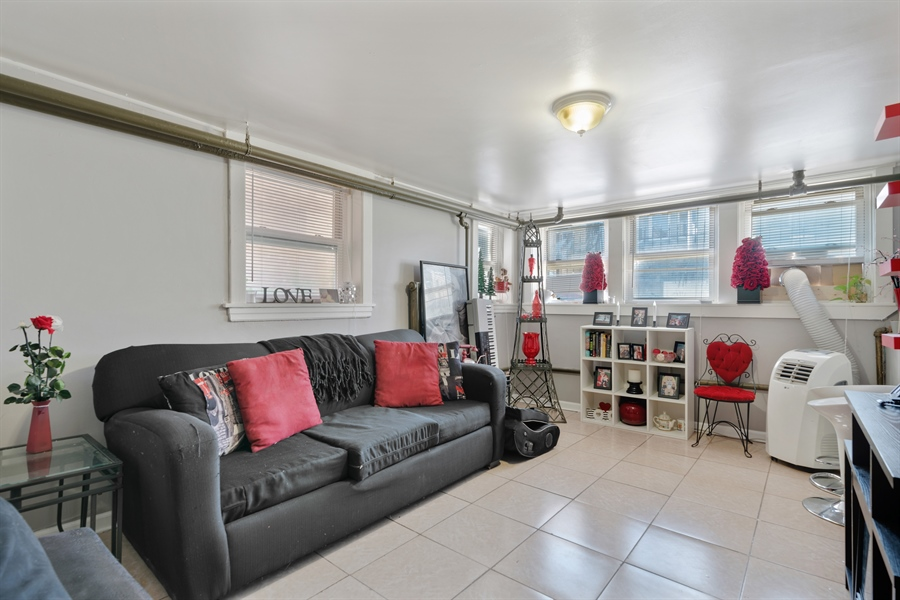 Real Estate Photography - 3742 W Diversey, Chicago, IL, 60647 - Lower Level