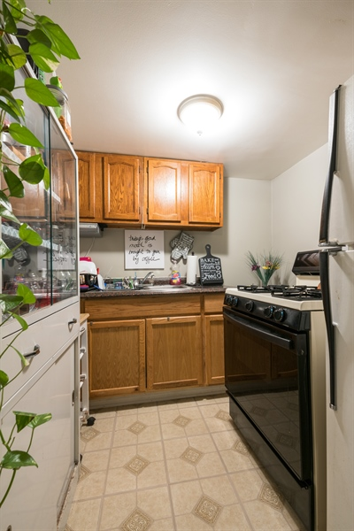 Real Estate Photography - 3742 W Diversey, Chicago, IL, 60647 - Kitchen