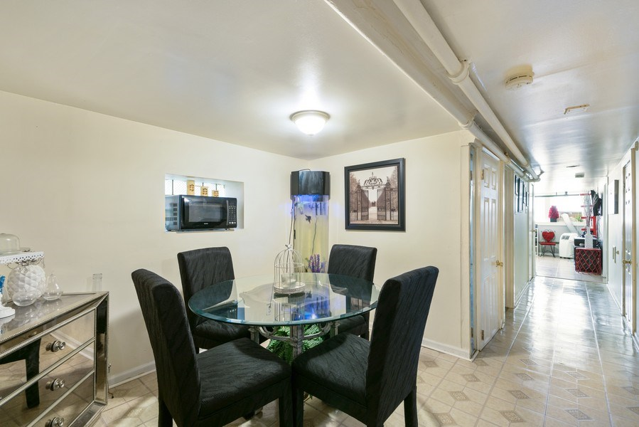 Real Estate Photography - 3742 W Diversey, Chicago, IL, 60647 - Dining Area