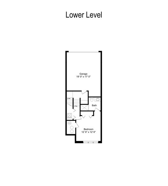 Real Estate Photography - 2145 W Churchill St, Chicago, IL, 60647 - Floor Plan