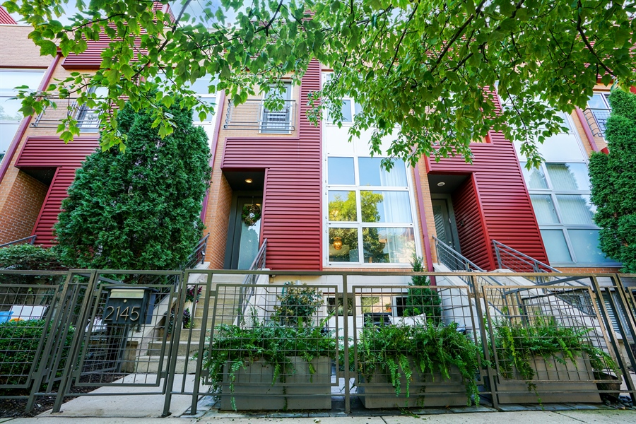 Real Estate Photography - 2145 W Churchill St, Chicago, IL, 60647 - Front View