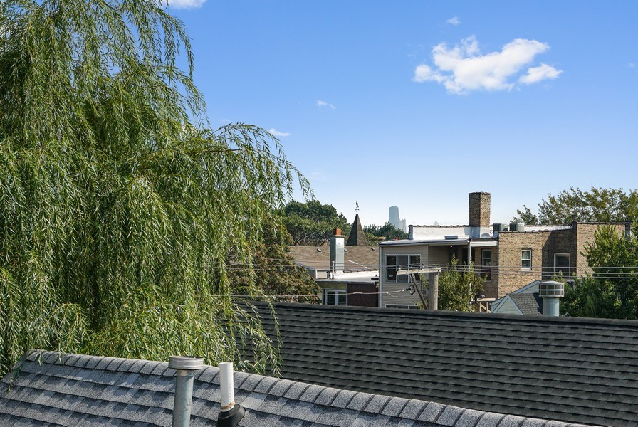 Real Estate Photography - 3423 N. Bell, Chicago, IL, 60618 - View