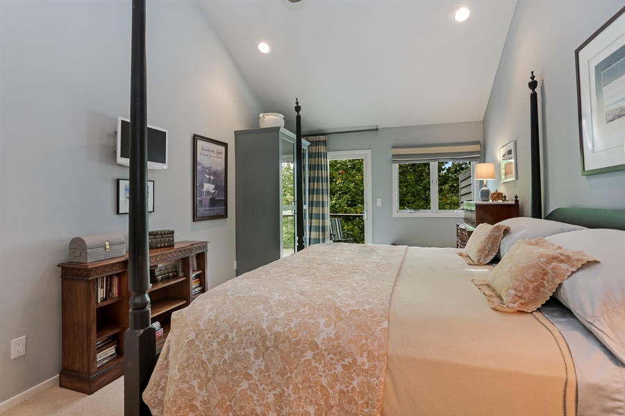 Real Estate Photography - 9836 Weko Drive, 21, Bridgman, MI, 49106 - 2nd Bedroom