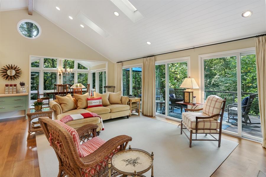 Real Estate Photography - 9836 Weko Drive, 21, Bridgman, MI, 49106 - Living Room / Dining Room