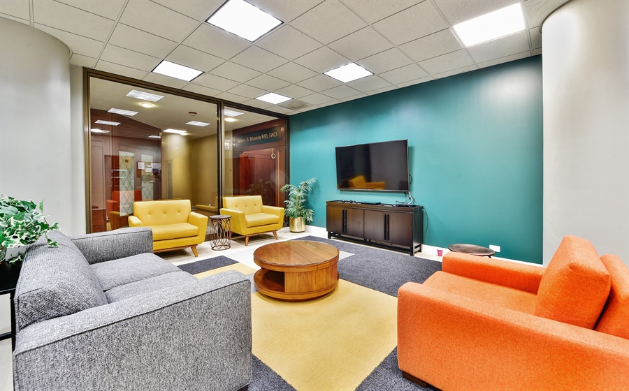 Real Estate Photography - 505 N Lake Shore Dr, Unit 5607, Chicago, IL, 60611 - Recreational Room