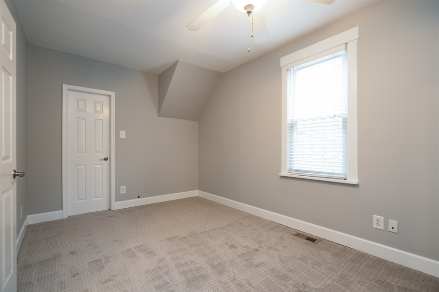 Real Estate Photography - 5317 N McVicker Ave, Chicago, IL, 60630 - 2nd Bedroom