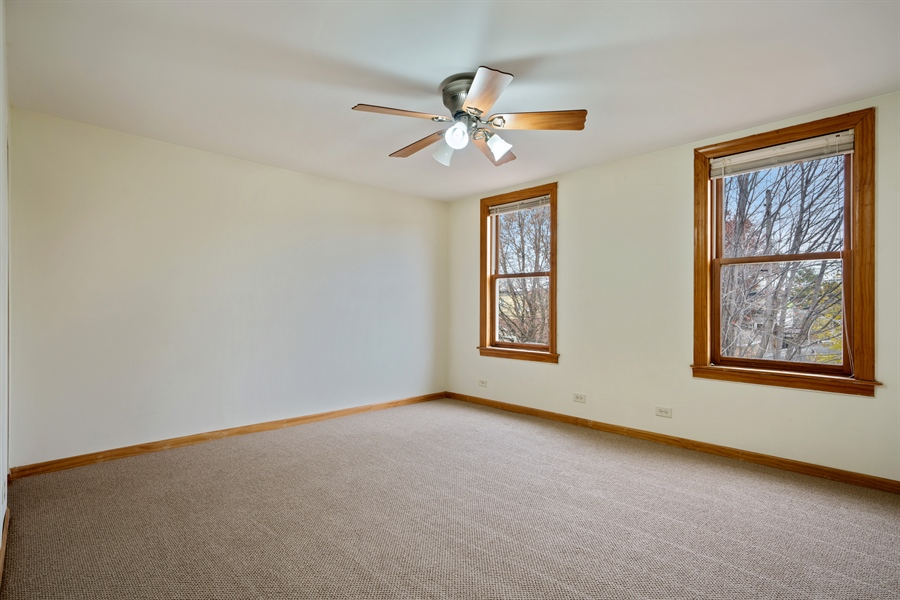 Real Estate Photography - 5317 N McVicker Ave, Chicago, IL, 60630 - Bedroom