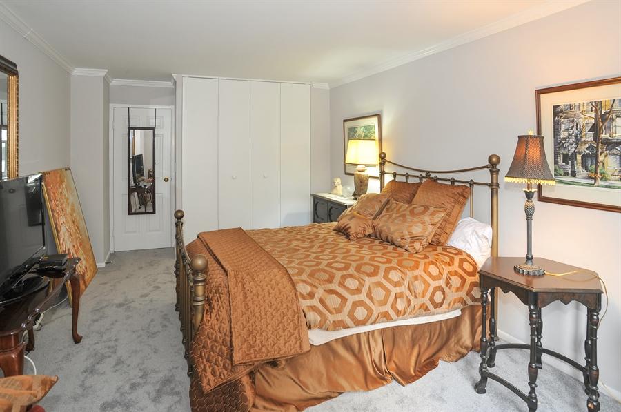 Real Estate Photography - 400 E Randolph St., 2124, Chicago, IL, 60601 - Bedroom