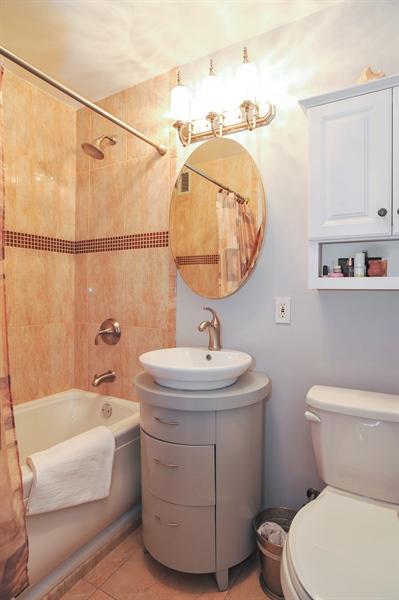 Real Estate Photography - 400 E Randolph St., 2124, Chicago, IL, 60601 - Bathroom