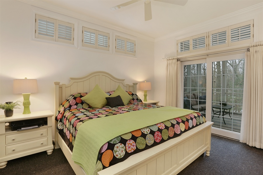 Real Estate Photography - 18459 Dunecrest Drive, 32, New Buffalo, MI, 49117 - Master Bedroom