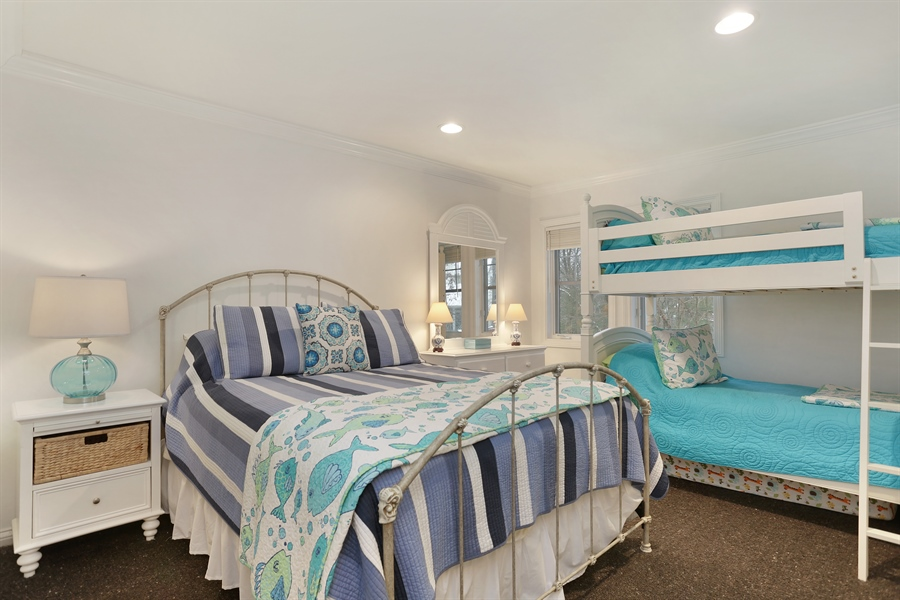 Real Estate Photography - 18459 Dunecrest Drive, 32, New Buffalo, MI, 49117 - 3rd Bedroom