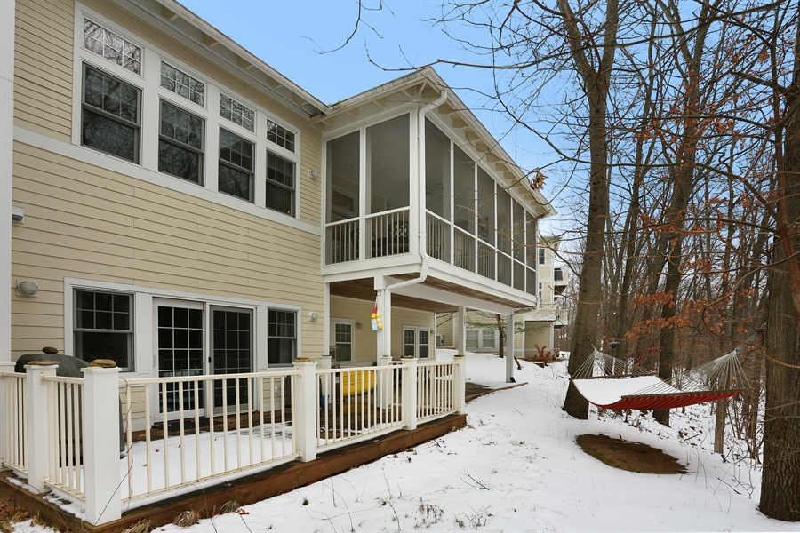 Real Estate Photography - 18459 Dunecrest Drive, 32, New Buffalo, MI, 49117 - Rear View