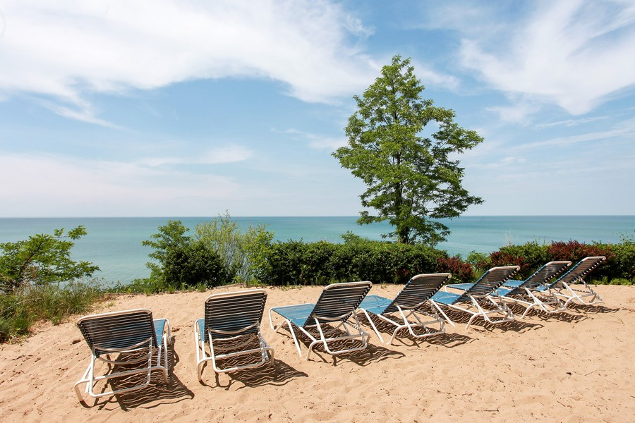 Real Estate Photography - 18459 Dunecrest Drive, 32, New Buffalo, MI, 49117 - Forest Beach Lake View