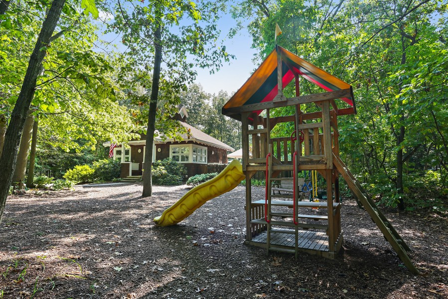 Real Estate Photography - 18459 Dunecrest Drive, 32, New Buffalo, MI, 49117 - Forest Beach Playground