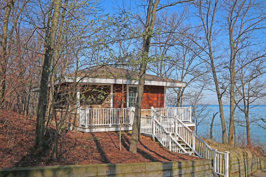 Real Estate Photography - 18459 Dunecrest Drive, 32, New Buffalo, MI, 49117 - Forest Beach Clubhouse