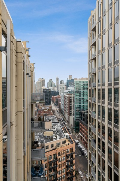 Real Estate Photography - 720 N. Larrabee, #1708, Chicago, IL, 60654 - View