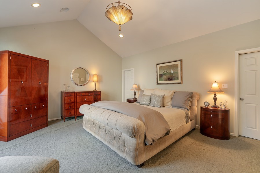 Real Estate Photography - 1524 N North Park Ave, Chicago, IL, 60610 - Master Bedroom